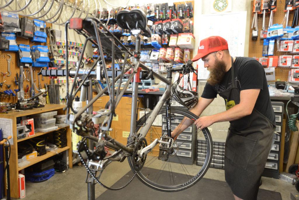 portland-3-fietsreparatie